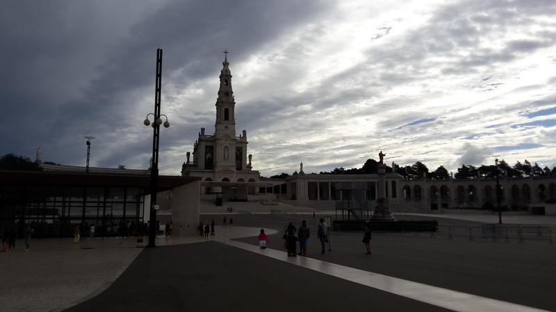 20170731 092029 Fátima a Szűzanya szentélye
