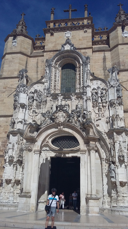 20170801 161349 Coimbra Santa Cruz Katedrális
