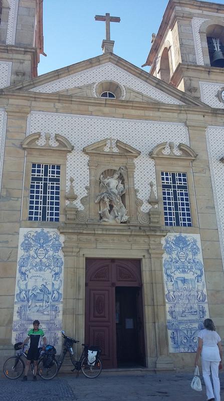 20170802 182450 Oliveira de Azeméis Igreja Matriz