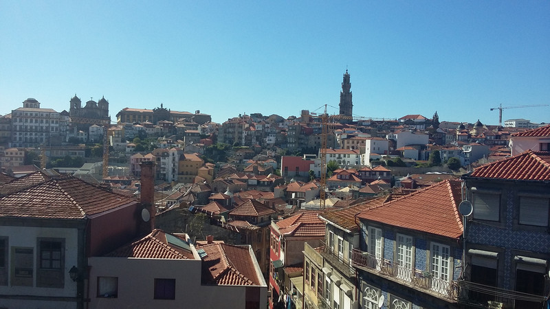 20170803 170900 Kilátás a Porto Se Katedrálistól