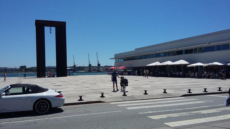 20170805 133230 Monumento ao 25 de Abril em Viana do Castelo
