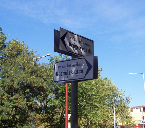 Drégelyvár utca # Késmárk utca