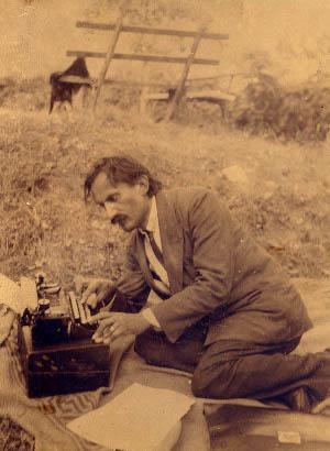 Babits Mihály, Kártyavár