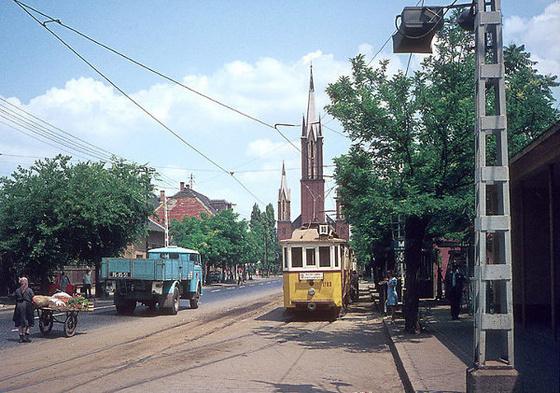 Rákospalota, Kossuth utcai villamosvégállomás
