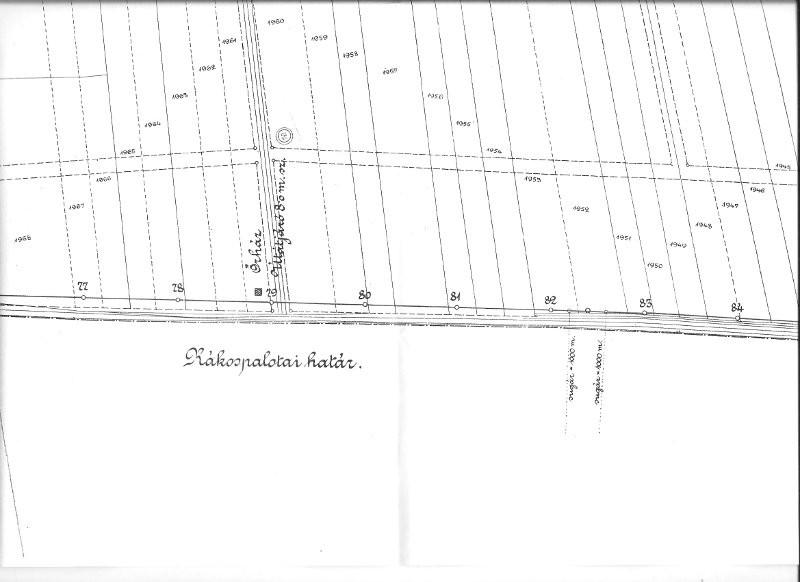 A körvasút 1889-ben
