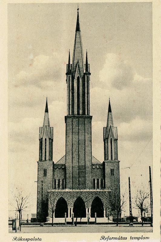 Tűtornyos templom