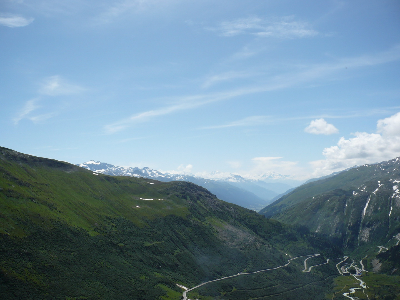 Kilátás a Matterhornra