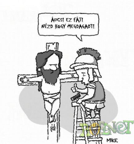 Blackhawk: jézus