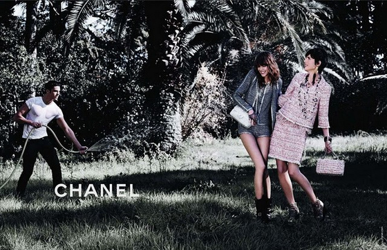 The Strange: chanel8