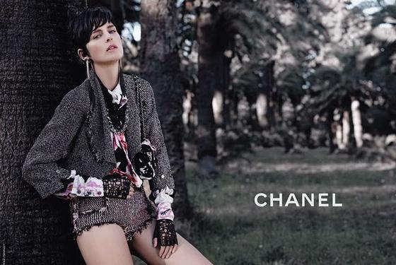 The Strange: chanel7