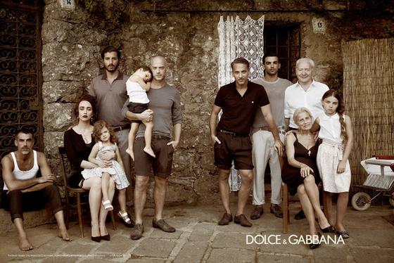 The Strange: gabbana3