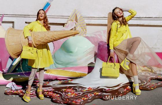 The Strange: mulberry3