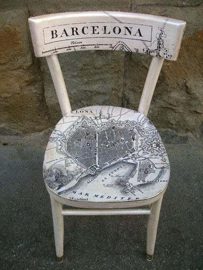 The Strange: barcelona-chair