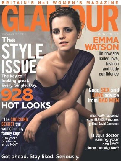 The Strange: glamour1