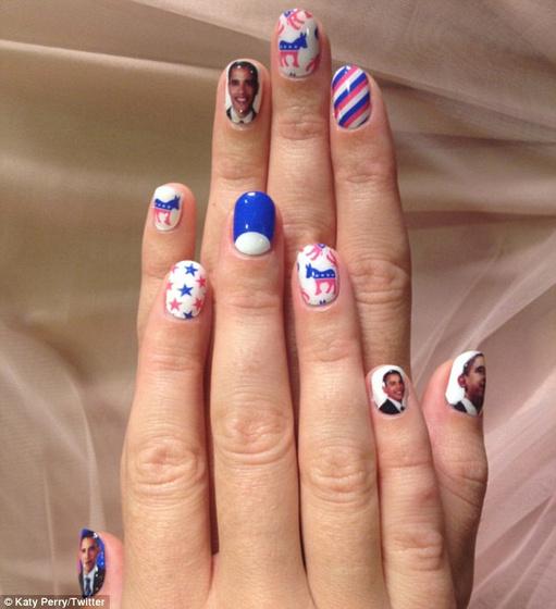 The Strange: katy-perry-nails