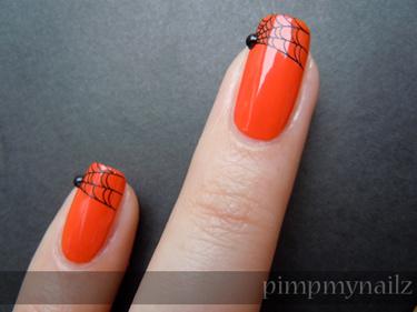 The Strange: nails3