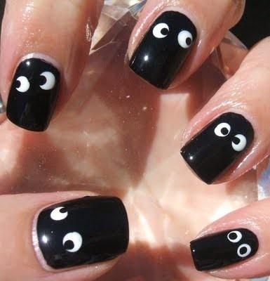 The Strange: nails7