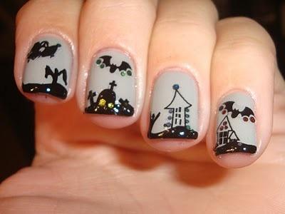 The Strange: nails9
