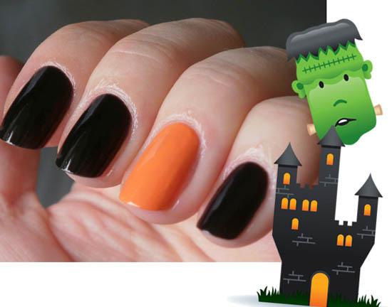 The Strange: nails12