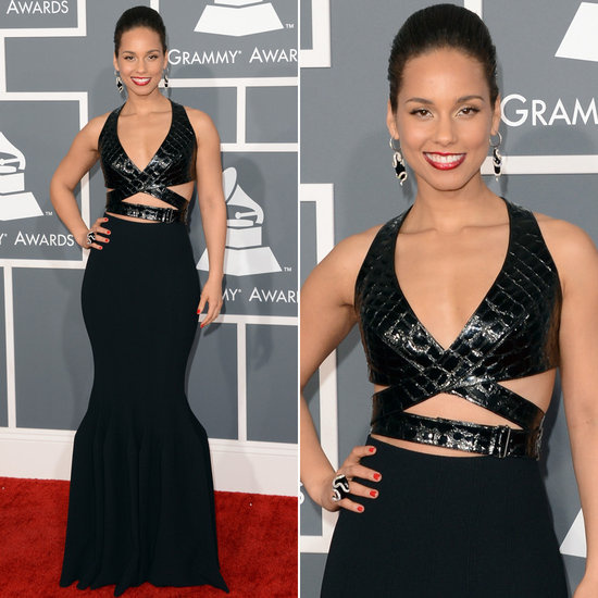 The Strange: grammy-alicia-keys-azzedine-alaia