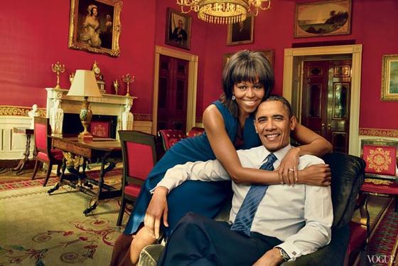 The Strange: obama1