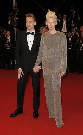 The Strange: France Cannes Only Lovers Left Alive Red Carpet