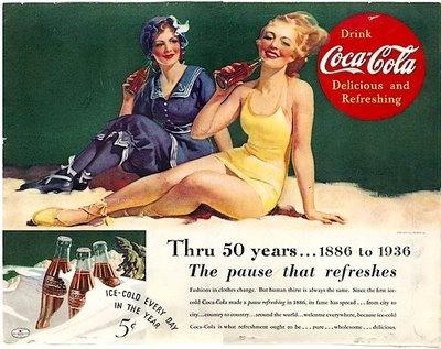 The Strange: coke1