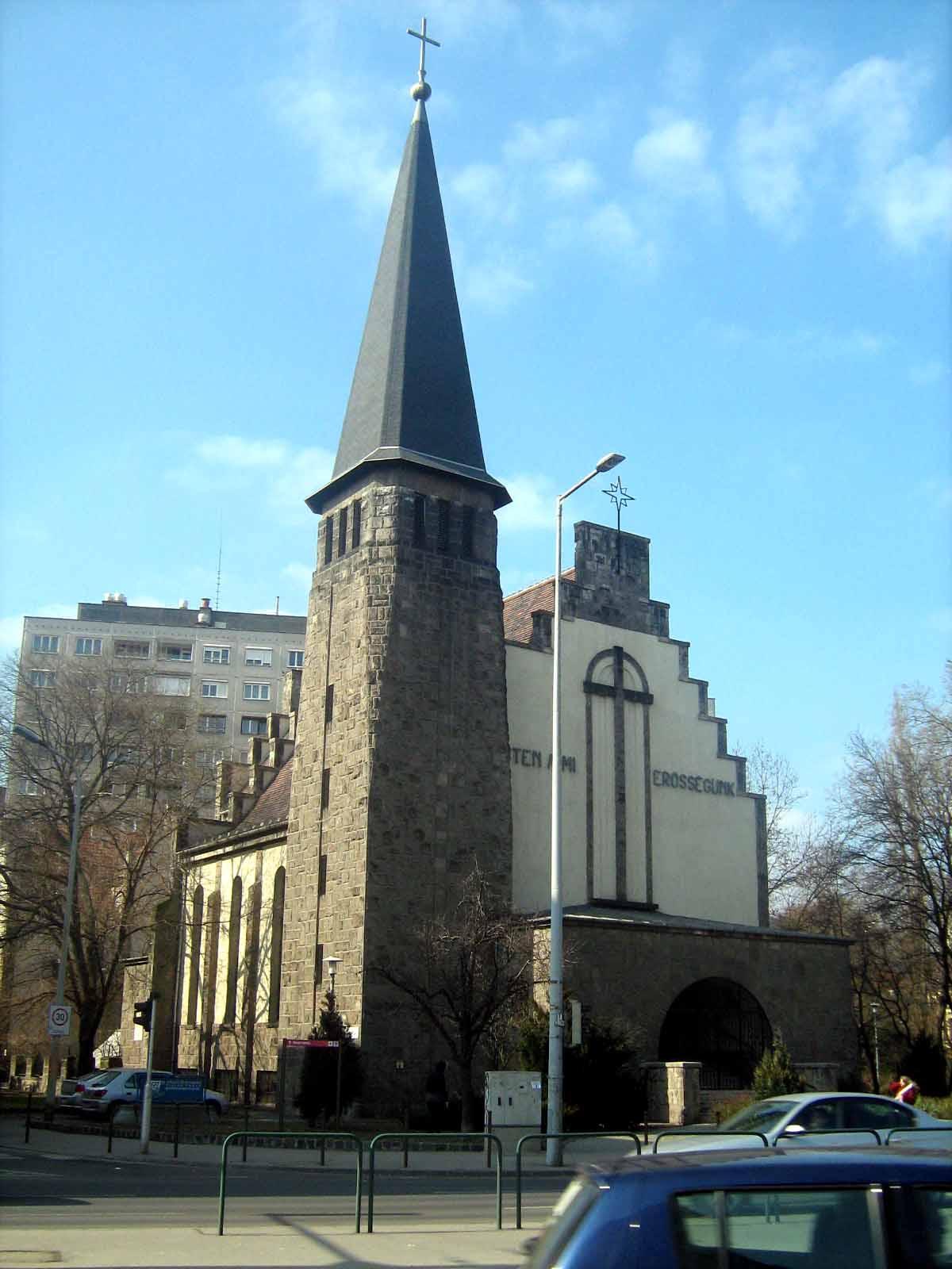 óbuda templom