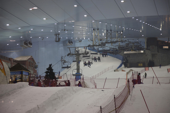 ski dubai by northfoto