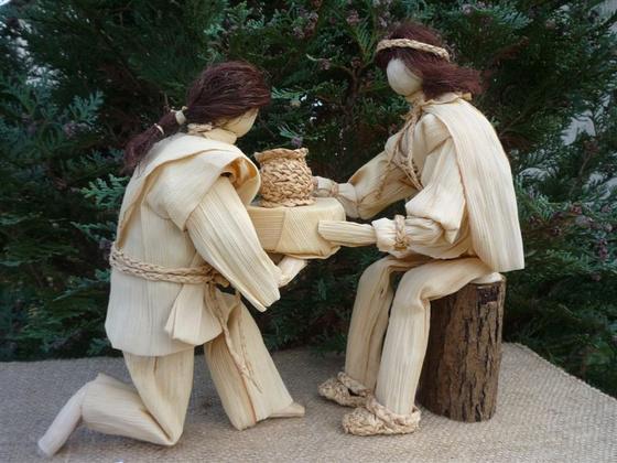 Mátyás király és Kinizsi Pál első találkozása.