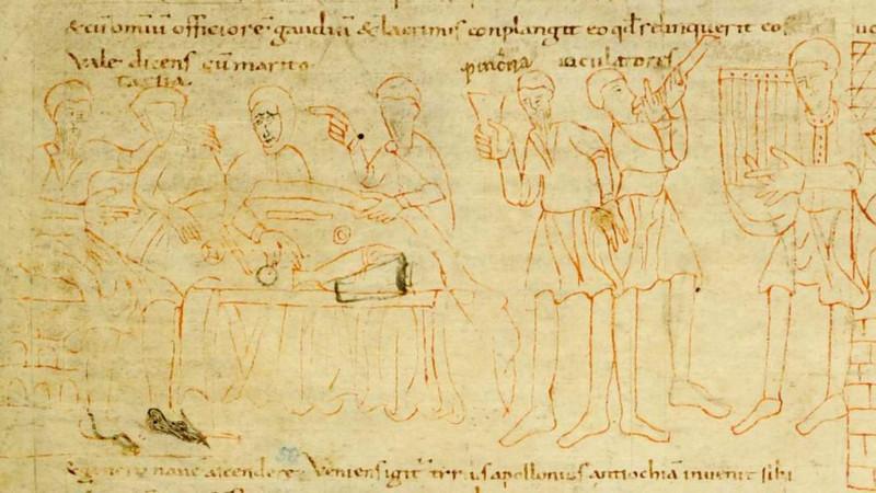 Apollonius kézirat