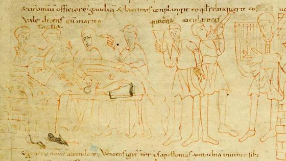 Országos Széchényi Könyvtár: Apollonius kézirat