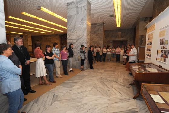 Országos Széchényi Könyvtár: 30 éves a papírrestaurátor képzés
