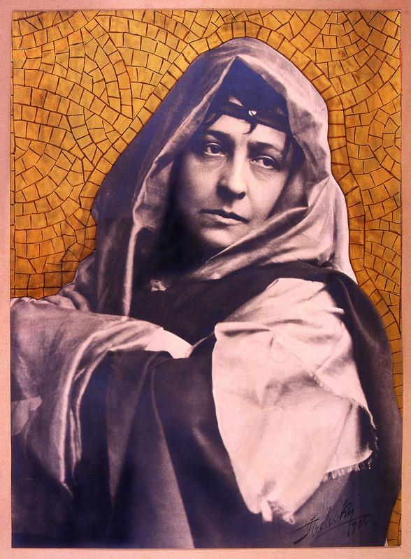 Jászai Mari mint Medea