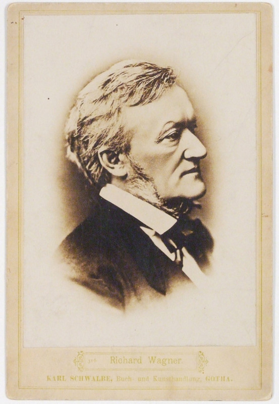Wagner-portré