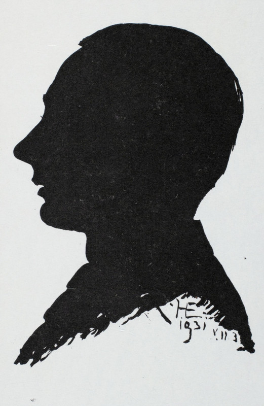 Hoffmann Edith árnyképe Halász Gáborról