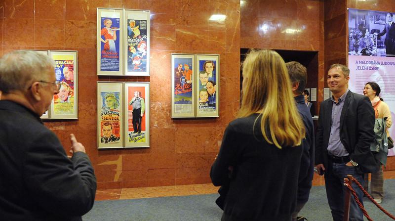 A magyar hangosfilm plakátjai 1931–1944 (kiállítás)
