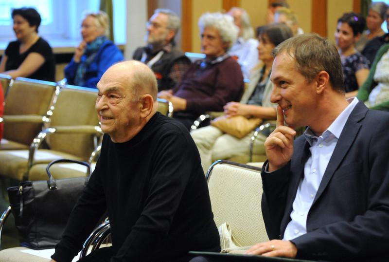 Bodrogi Gyula és Boka László