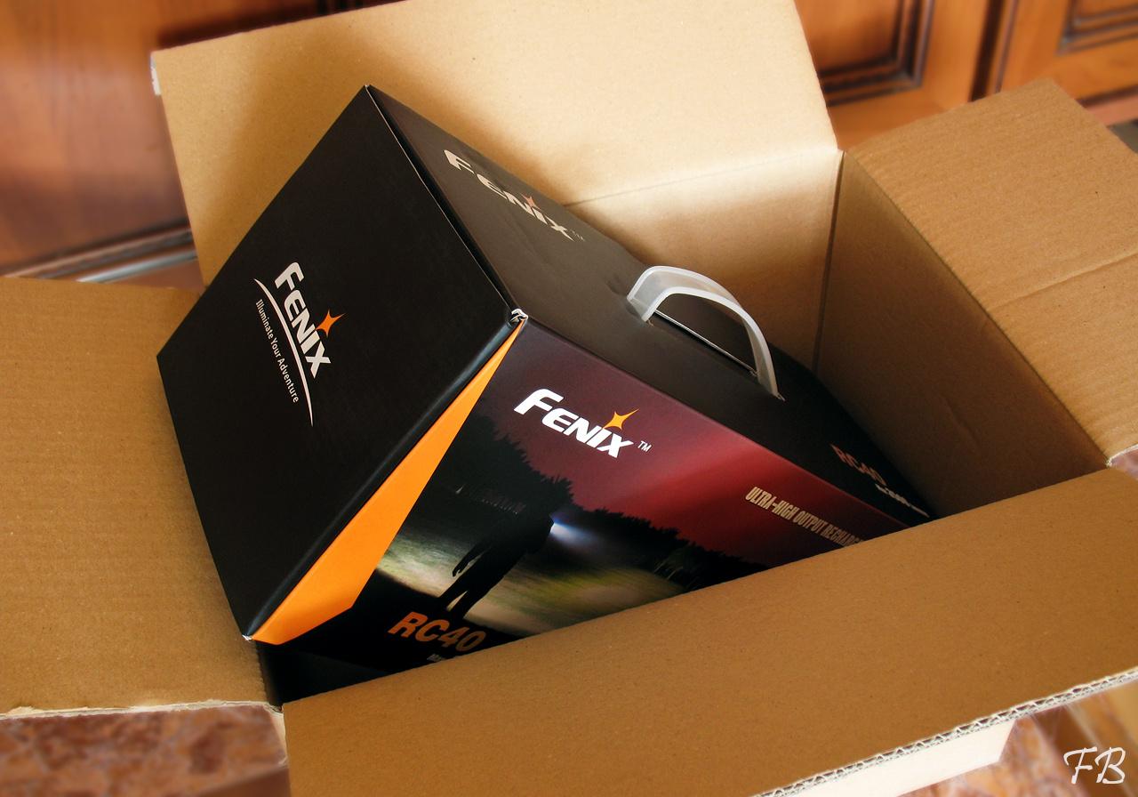 Fenix RC40 - elemlampa.blog.hu, arminimpex.hu