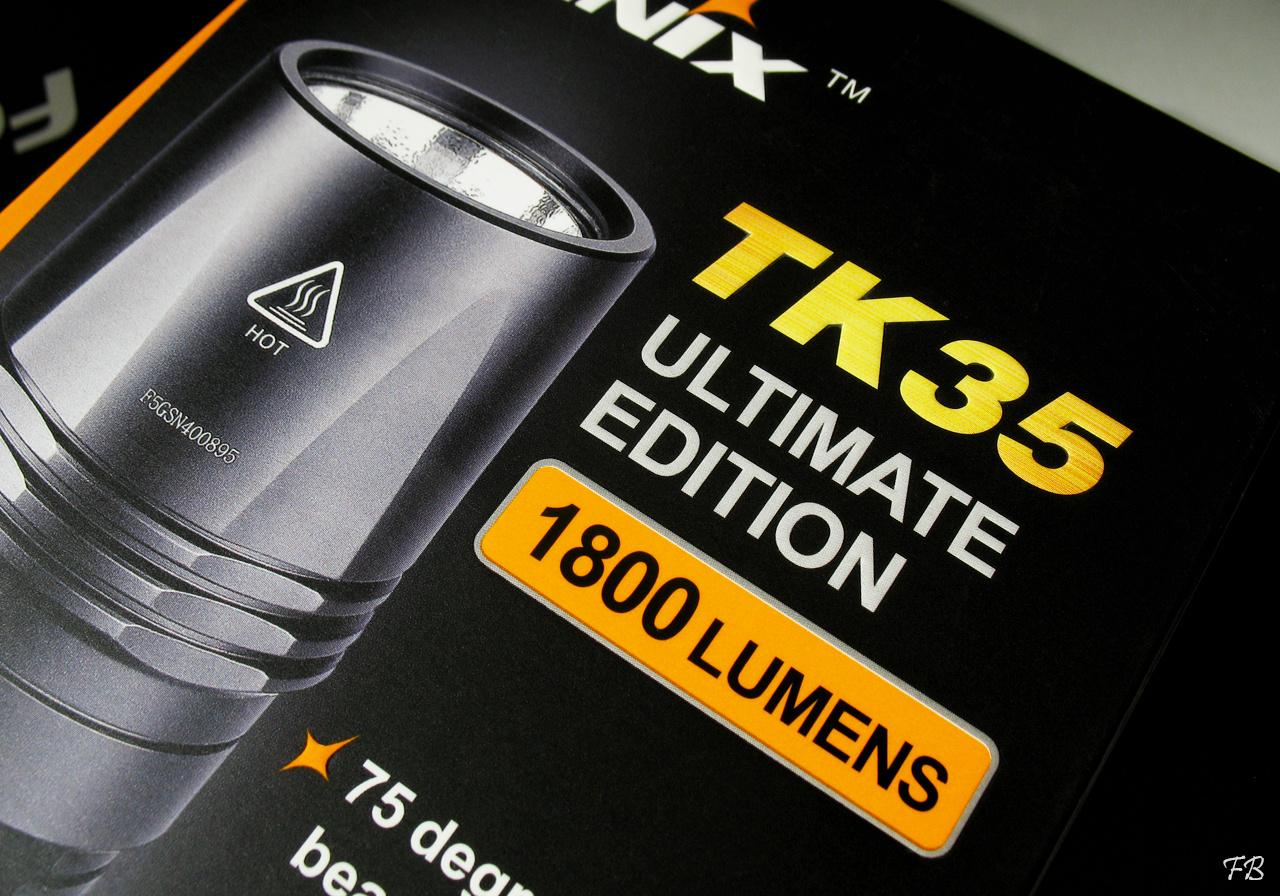 Fenix Tk35 Ue Amp Tk35 L2 Pictures Impressions