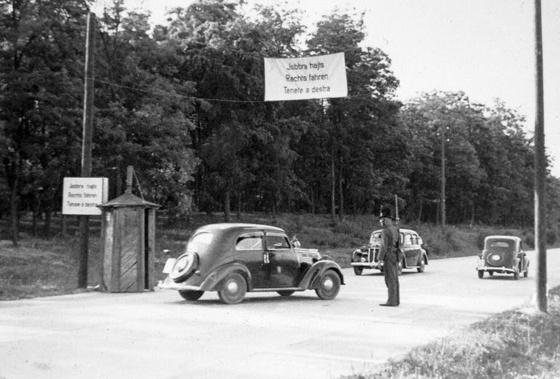 fovarosi.blog.hu: JobboldaliKozlekedes-1941-Fortepan.hu-14763