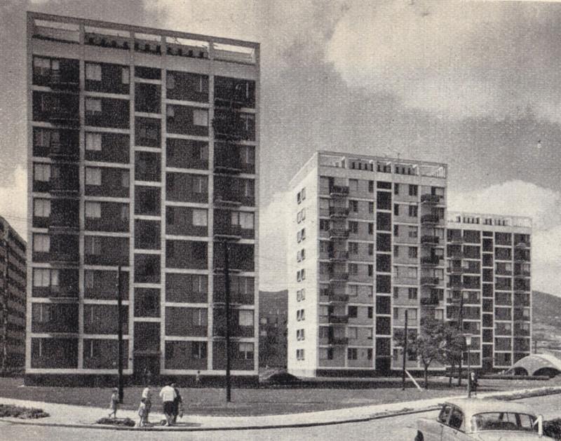 fovarosi.blog.hu: ObudaiKiserletiLakotelep-1966-Egykor.hu
