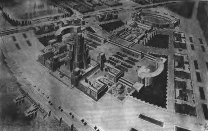 fovarosi.blog.hu: NemzetiStadion-1934-MarotiGezaTerve