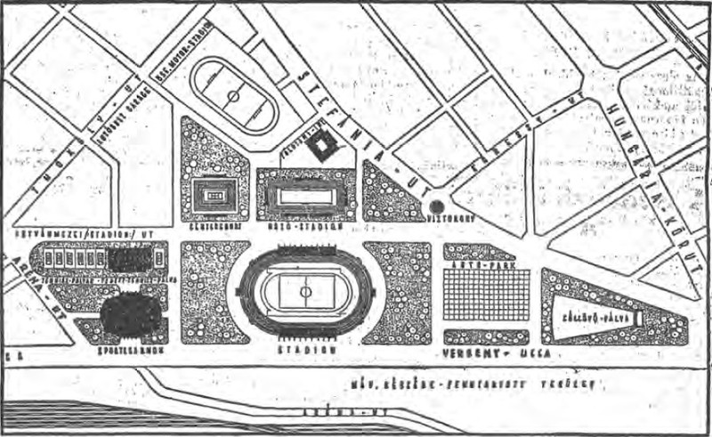 fovarosi.blog.hu: NemzetiStadion-1936-HajosAlfred1924esTerveUjraElokerult