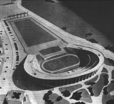 fovarosi.blog.hu: Nepstadion-1948-IfjDavidKarolyTerve