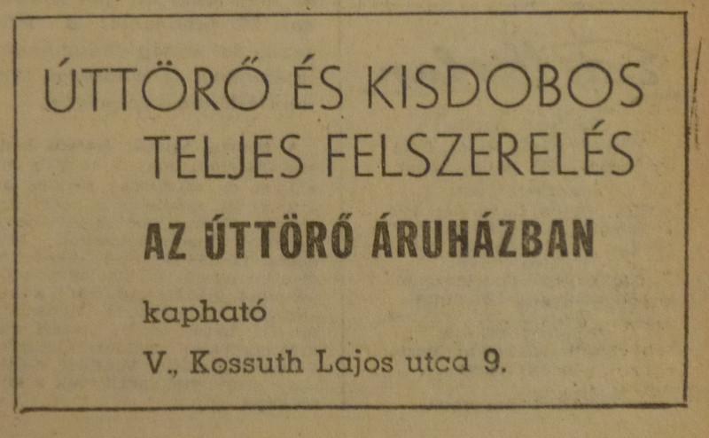 fovarosi.blog.hu: UttoroAruhaz-196403-EstiHirlap - indafoto.hu