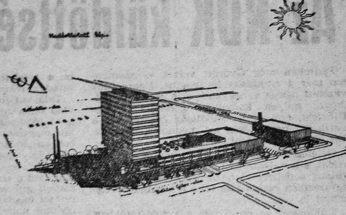 fovarosi.blog.hu: AllatorvostudomanyiEgyetem-19640510-MagyarNemzet-02 - indafoto.hu