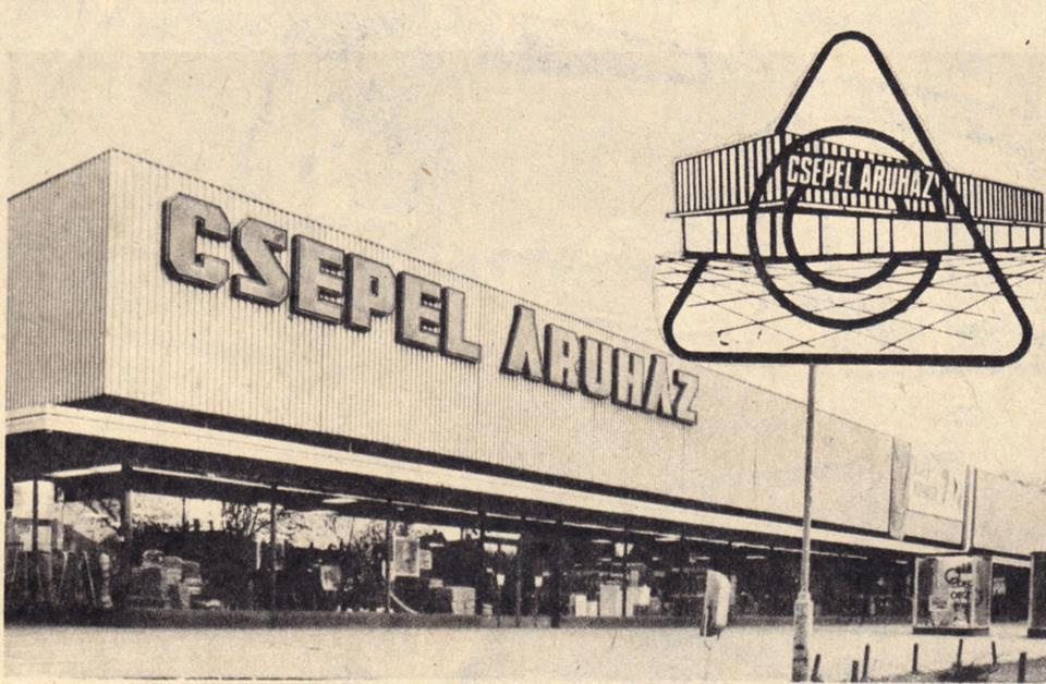 CsepelAruhaz-Regi1