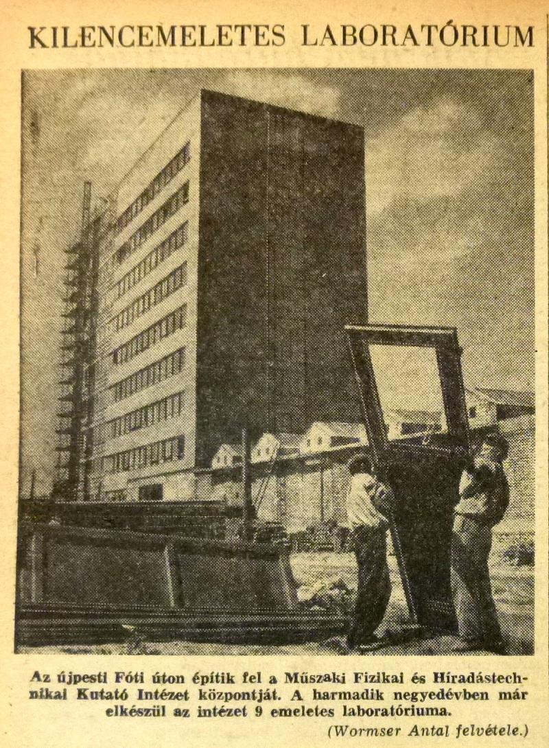 fovarosi.blog.hu: Muszertechnika-FotiUt-19640613-Nepszabadsag - indafoto.hu