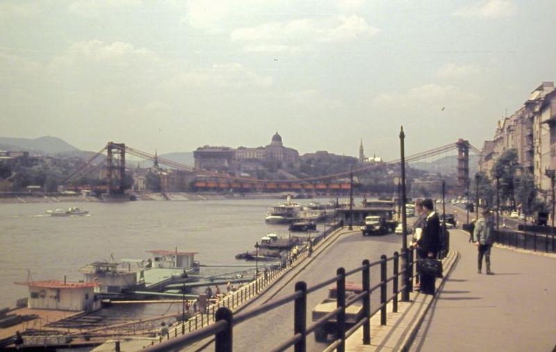 fovarosi.blog.hu: ErzsebetHid-1963Korul-Fortepan.hu - indafoto.hu
